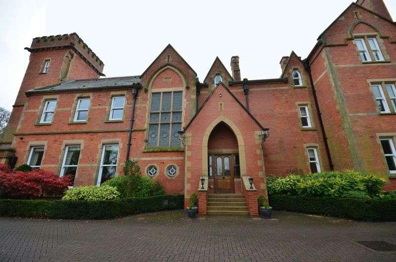 2 Bedrooms Flat for sale in Apartment 3, Singleton Hall, Lodge Lane, Singleton Lancs FY6 8LT