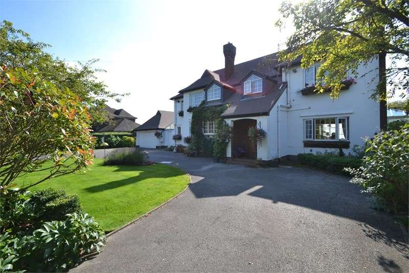5 Bedrooms Detached House for sale in Shore Road, Caldy
