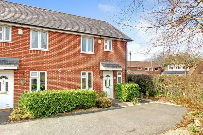 3 Bedrooms Terraced House for sale in Brownhill Road, North Baddesley, Hampshire