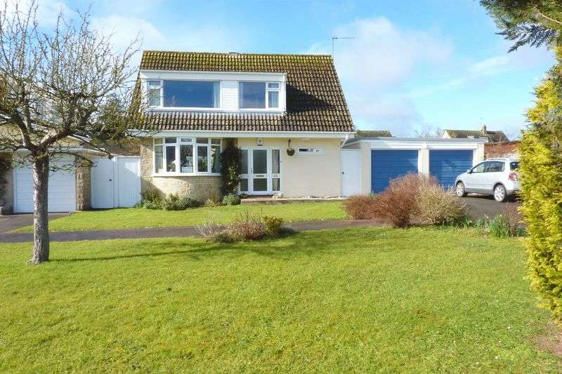 3 Bedrooms Detached House for sale in SPRINGFIELDS COLYFORD