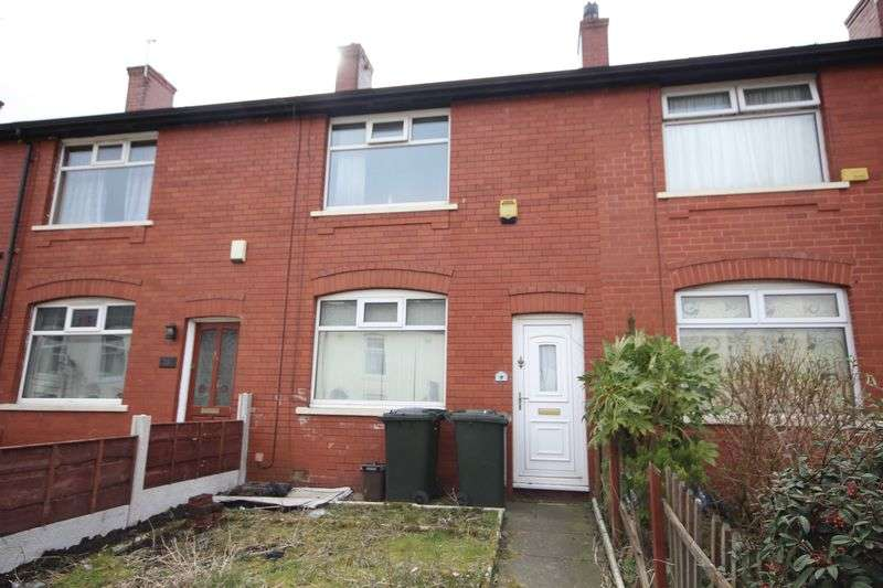 2 Bedrooms Terraced House for sale in GASKILL STREET, Heywood OL10 4RB