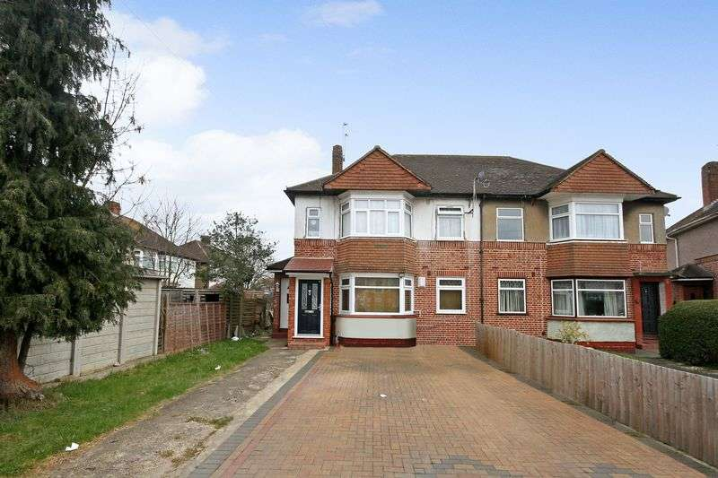 2 Bedrooms Flat for sale in Avon Close, Hayes