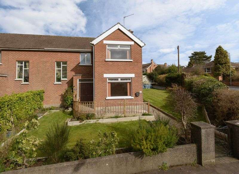 3 Bedrooms Semi Detached House for sale in 320 Saintfield Road, Belfast, BT8 6PE