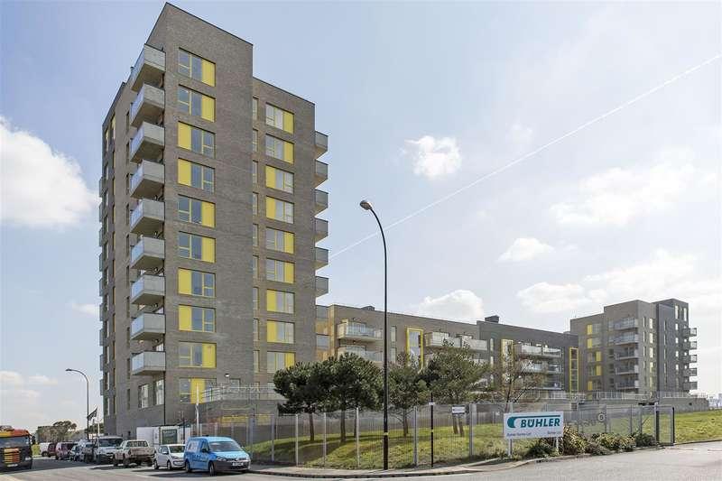2 Bedrooms Flat for sale in Royal Dockside, Atlantis Avenue, Royal Docks, London, E16