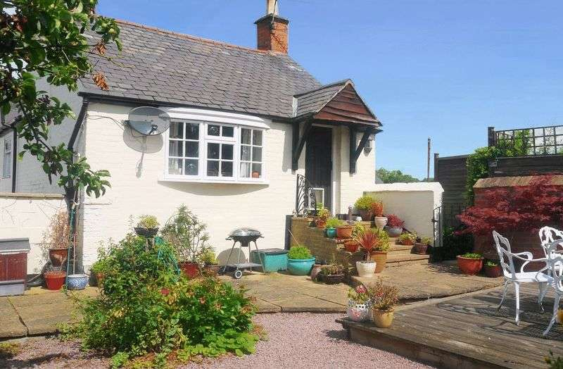 2 Bedrooms Terraced House for sale in Melton Road, Rearsby, Leicestershire
