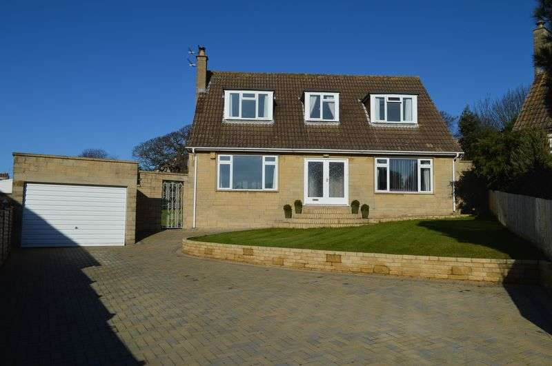 4 Bedrooms Detached House for sale in St. Johns Close, Weston-Super-Mare