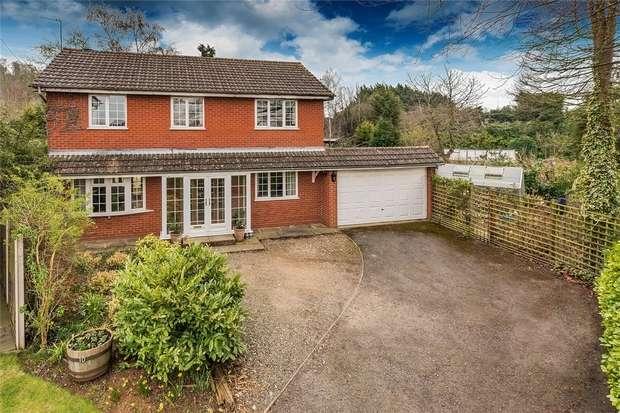4 Bedrooms Detached House for sale in 10 Castlecroft Gardens, BRIDGNORTH, Shropshire