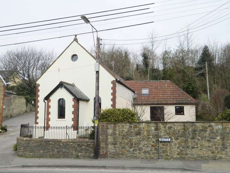 4 Bedrooms Detached House for sale in Toad Hall, Butts, Ilminster