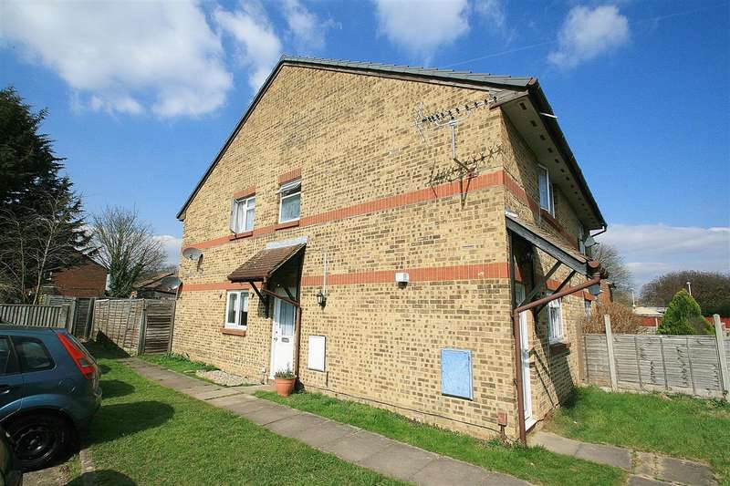 1 Bedroom Maisonette Flat for sale in HAYES