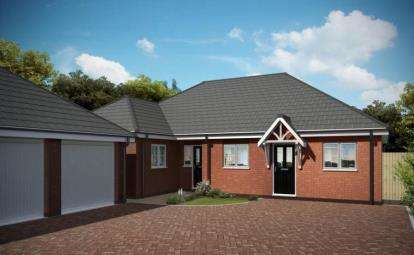 2 Bedrooms Bungalow for sale in Whitehill Road, Ellistown