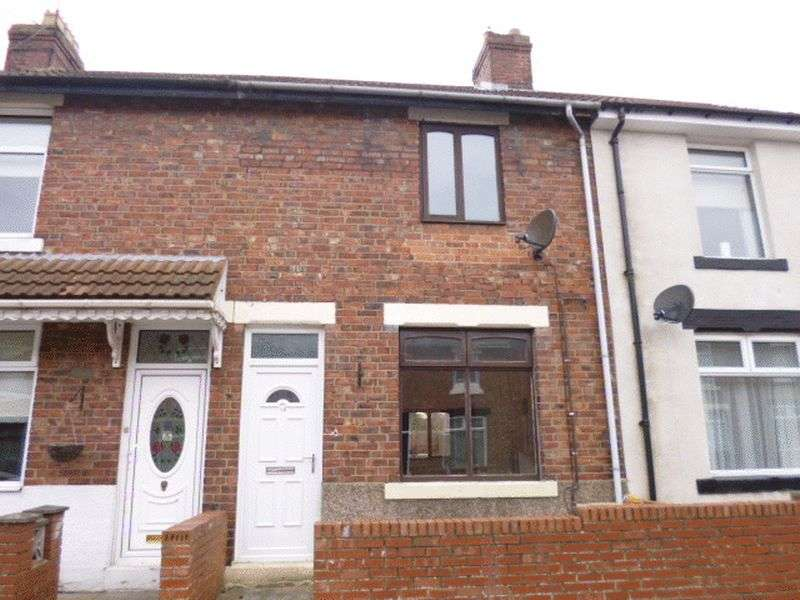 2 Bedrooms Terraced House for sale in Lambton Street, Shildon