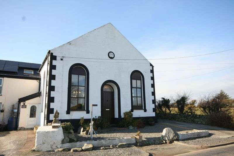 4 Bedrooms Property for sale in Amlwch, Anglesey