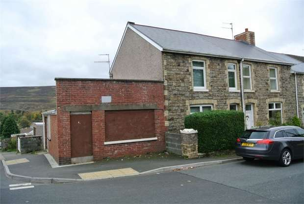 2 Bedrooms End Of Terrace House for sale in Llanover Road, Blaenavon, Pontypool