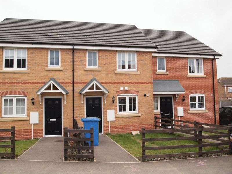 2 Bedrooms Terraced House for sale in Michael Moses Way, Swineshead