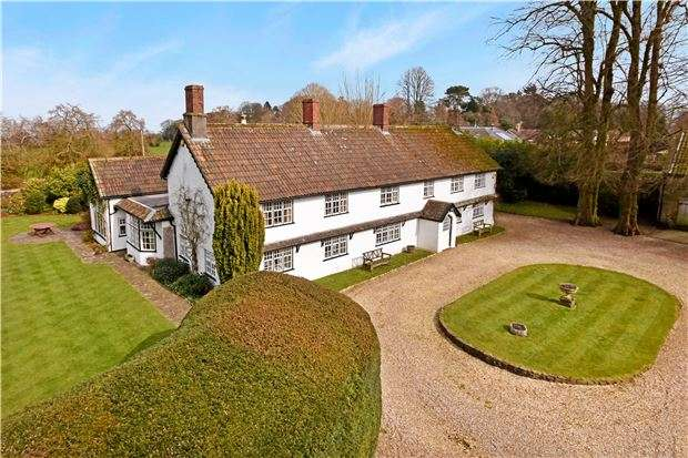 5 Bedrooms Detached House for sale in Abbey Road, CHILCOMPTON, Somerset