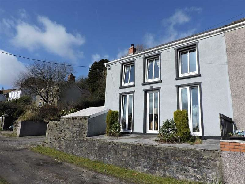 3 Bedrooms Property for sale in Rhyd Y Gwin, Craig-Cefn-Parc, Swansea