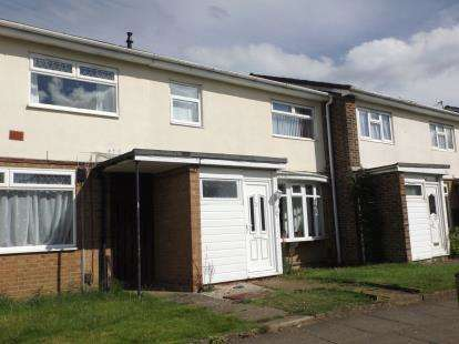 3 Bedrooms Terraced House for sale in Wentworth Way, Darlington, Durham