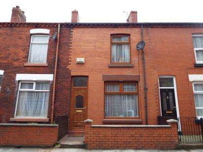 3 Bedrooms Terraced House for sale in Newport Road, Bolton, Greater Manchester, BL3