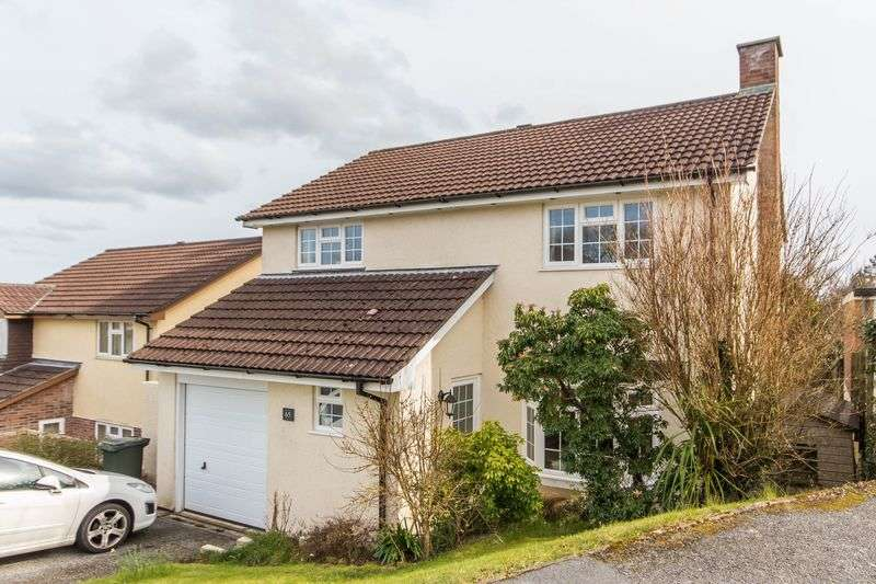 4 Bedrooms Detached House for sale in Chipponds Drive, St Austell
