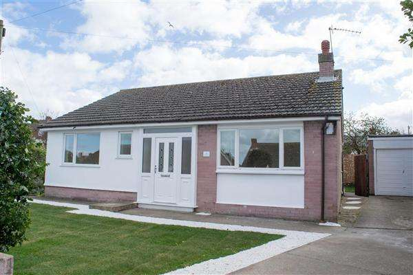3 Bedrooms Detached Bungalow for sale in Senlac Close, Ramsgate