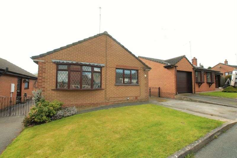 2 Bedrooms Detached Bungalow for sale in Fountain Road, Draycott-in-the-Clay