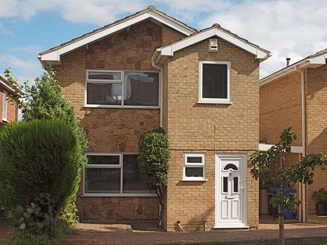 4 Bedrooms Detached House for sale in Woodside Drive, Derby, Derbyshire, DE22