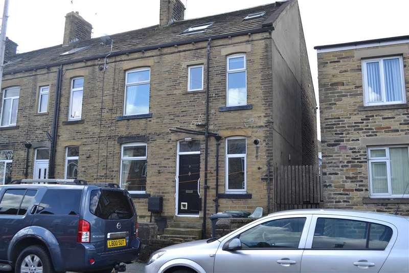 4 Bedrooms Terraced House for sale in Cambridge Street, Clayton, Bradford