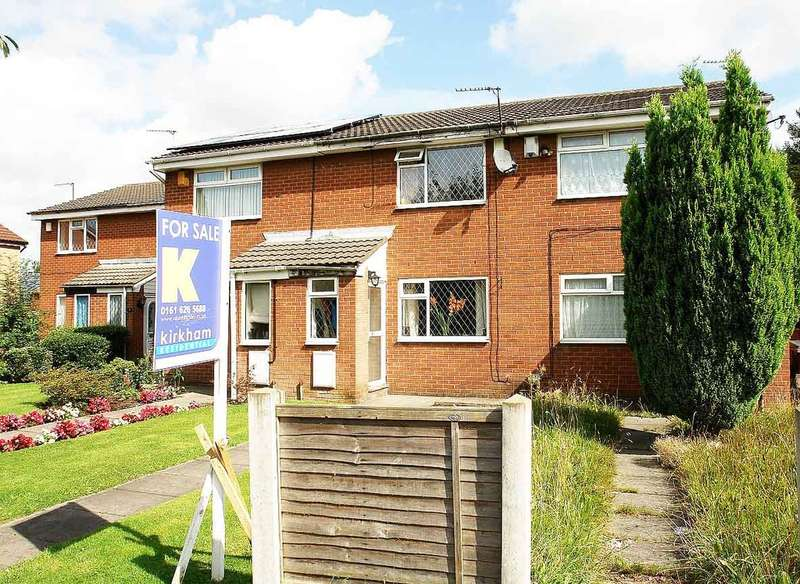 2 Bedrooms Town House for sale in 31 Amberley Walk, Chadderton, Oldham