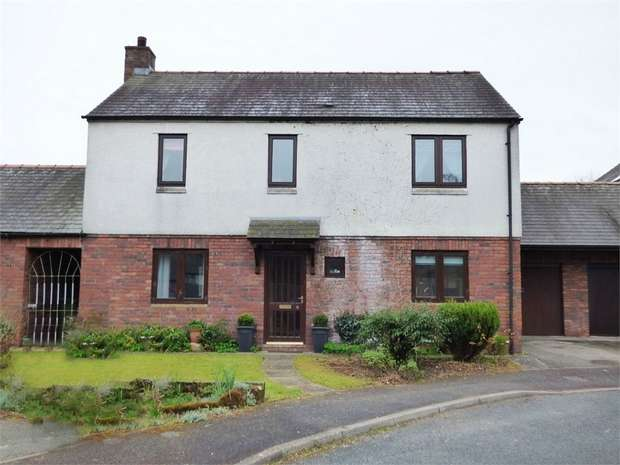 4 Bedrooms Detached House for sale in Waters Meet, Warwick Bridge, Carlisle, Cumbria