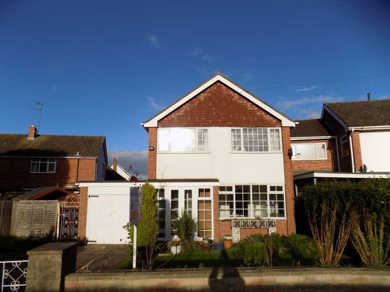 3 Bedrooms Detached House for sale in Marsh Lane, Penkridge, Staffordshire, ST19