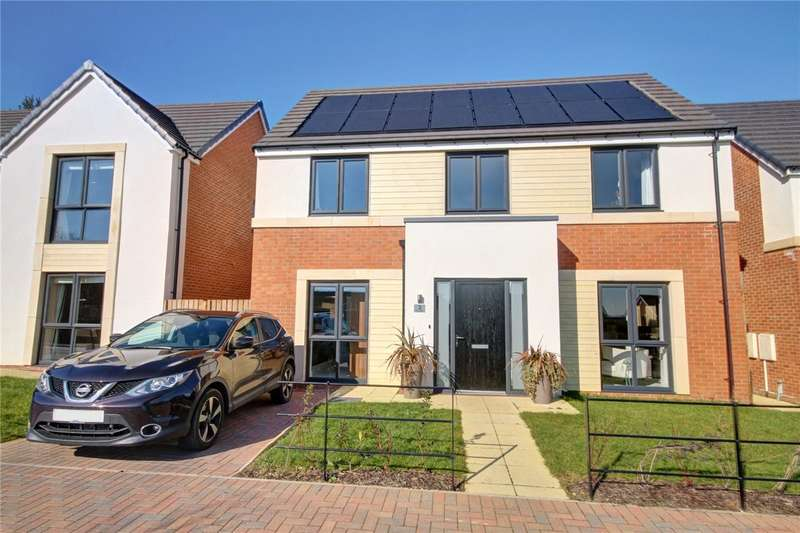 4 Bedrooms Detached House for sale in Woodridge, Langley Moor, Durham, DH7