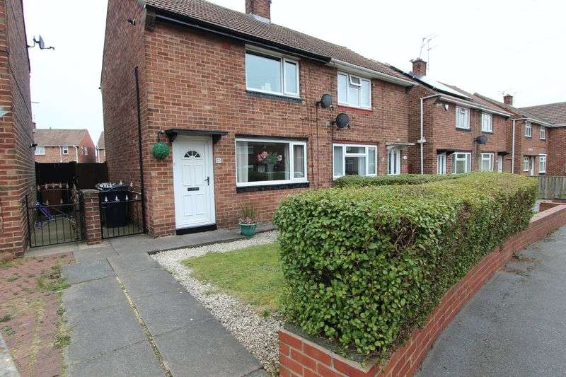 2 Bedrooms Semi Detached House for sale in Gairloch Road, Sunderland