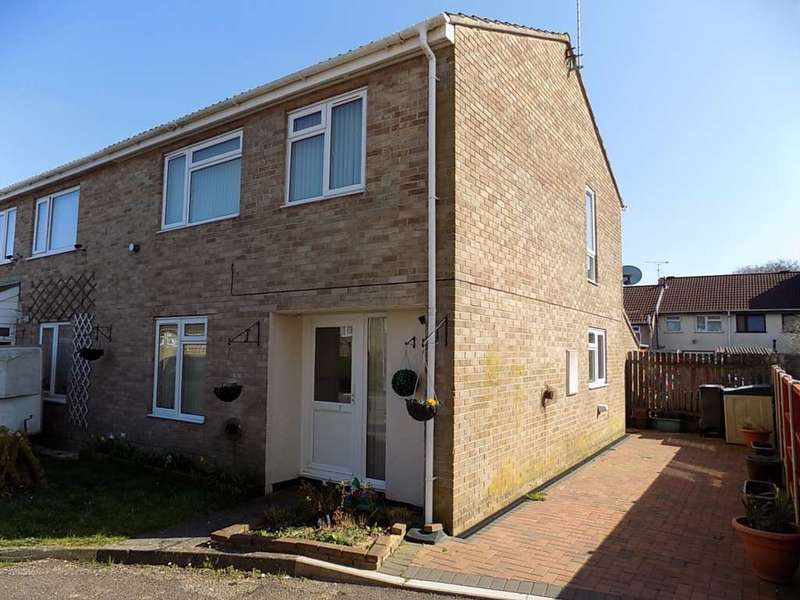 3 Bedrooms Semi Detached House for sale in Bubwith Close, Chard