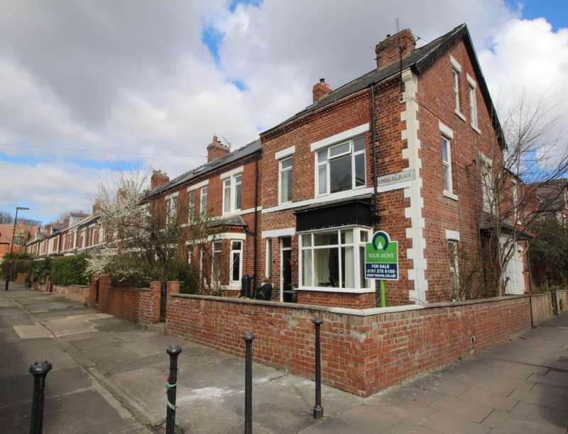 4 Bedrooms Property for sale in Kingsley Place, Heaton , Newcastle Upon Tyne, NE6