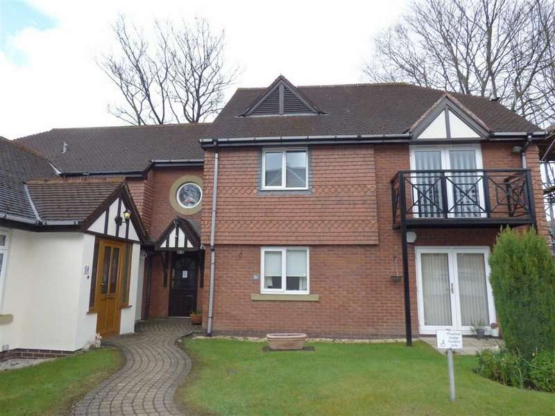 1 Bedroom Property for sale in Pegasus Court, Bury Road, Rochdale, Lancashire, OL11