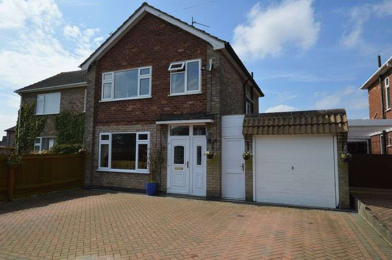 3 Bedrooms Semi Detached House for sale in Hambleton Road, Stamford