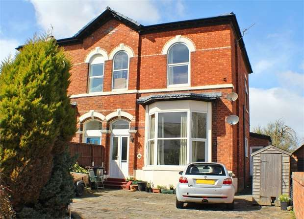 2 Bedrooms Flat for sale in Part Street, Southport, Merseyside