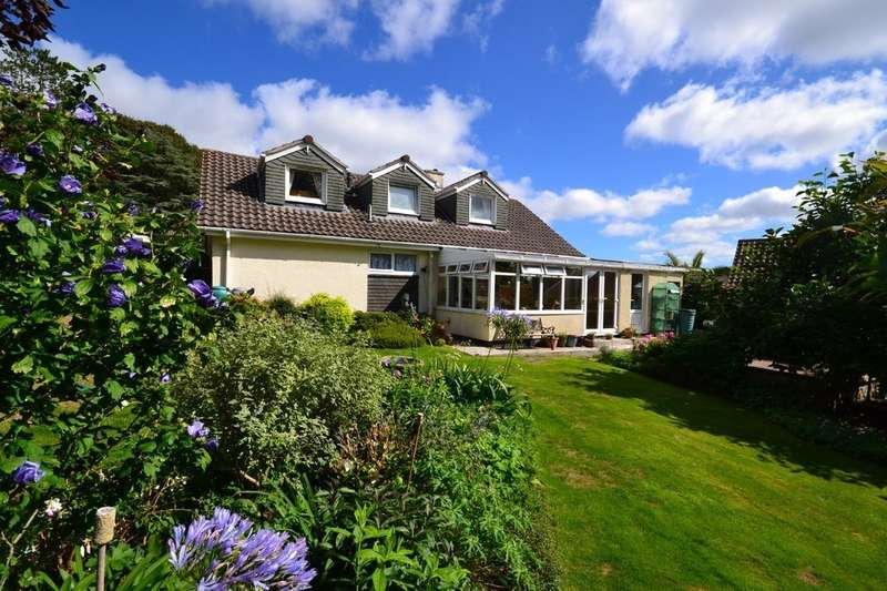 4 Bedrooms Detached House for sale in Beechwood Gardens, Truro