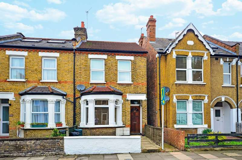 1 Bedroom Flat for sale in Darwin Road, Ealing, W5