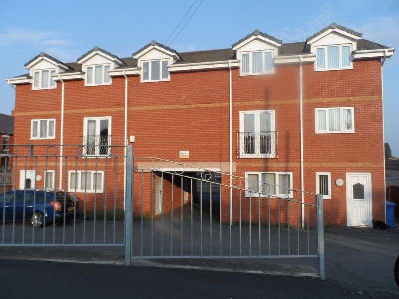 Flat for sale in Windsor Court, Wrexham