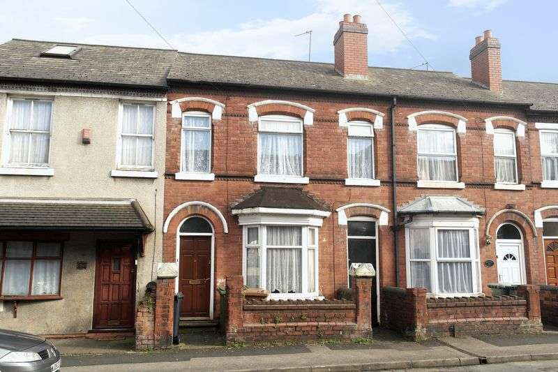 3 Bedrooms Terraced House for sale in Hillary Street, Walsall