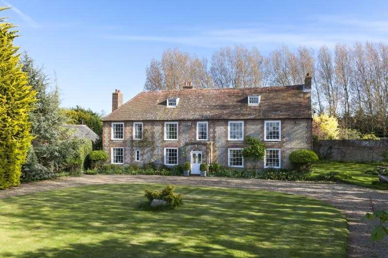 7 Bedrooms Equestrian Facility Character Property for sale in Church Norton, Chichester, West Sussex, PO20