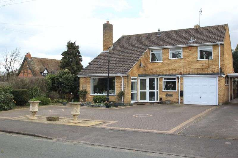 4 Bedrooms Detached House for sale in Mount Pleasant, Derrington, Stafford.