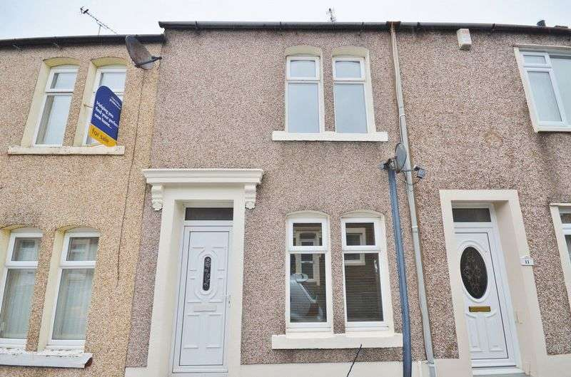 2 Bedrooms Terraced House for sale in Boyd Street, Maryport