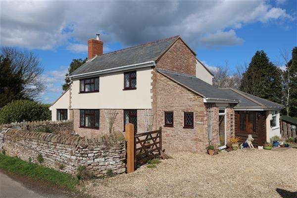 3 Bedrooms Cottage House for sale in Hilltop Cottage, Linton, Ross-on-Wye