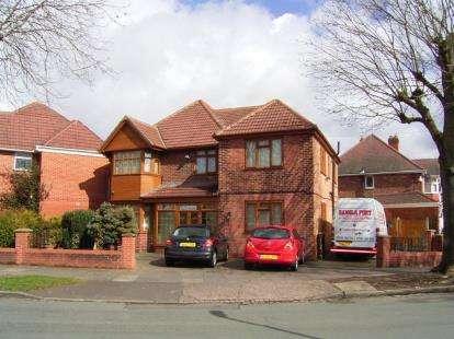 5 Bedrooms Detached House for sale in Douglas Avenue, Hodge Hill, West Midlands