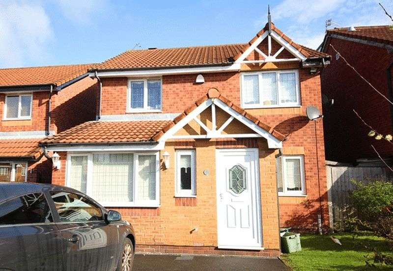 3 Bedrooms Detached House for sale in Heatherleigh Close, Orrell Park, Liverpool, L9