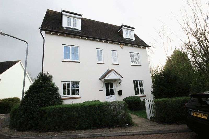 6 Bedrooms Detached House for sale in Tempest Mead, North Weald