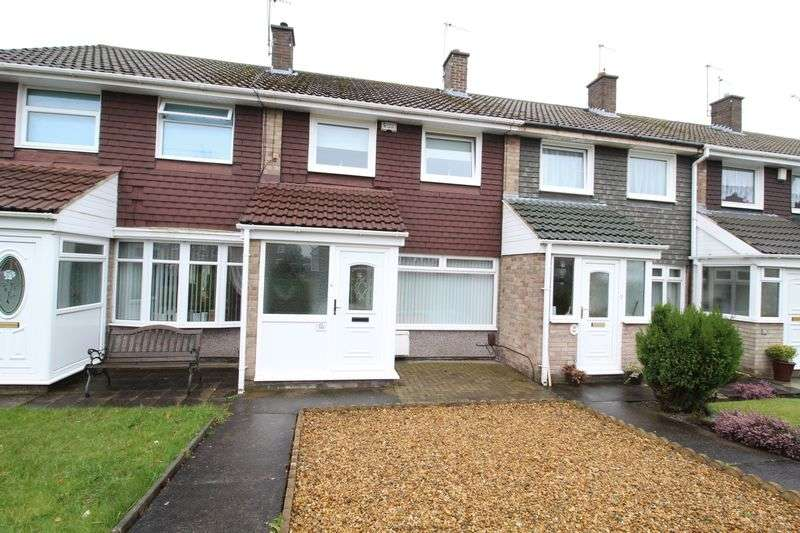 3 Bedrooms Terraced House for sale in Regent Road, Jarrow