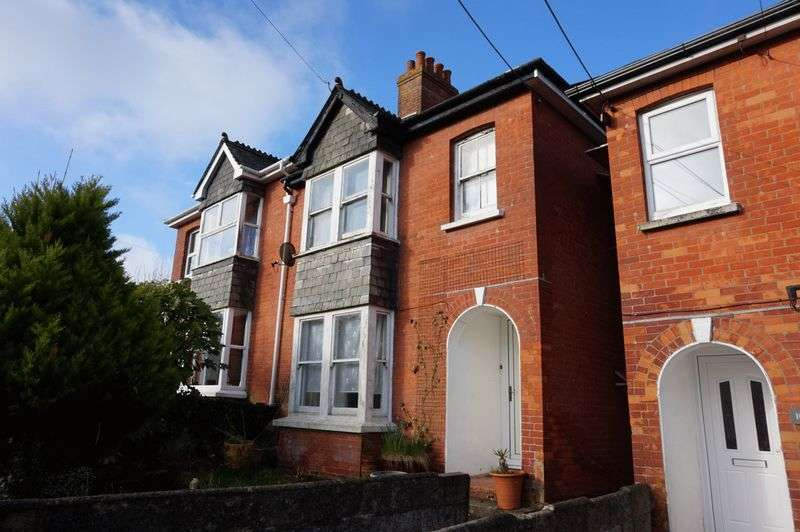 4 Bedrooms Semi Detached House for sale in Shilson Terrace, Launceston